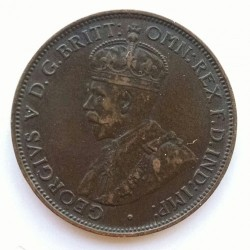 Monēta > 1/24šiliņš, 1923-1926 - Džērsija  - reverse