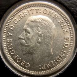 Moeda > 3pence, 1928-1936 - Reino Unido  - obverse