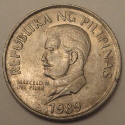 Moneta > 50sentimos, 1983-1990 - Filippine  - obverse