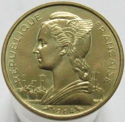 Монета > 10франков, 1964 - Коморские острова  - obverse