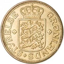 Монета > 1крона, 1926 - Гренландия  - obverse