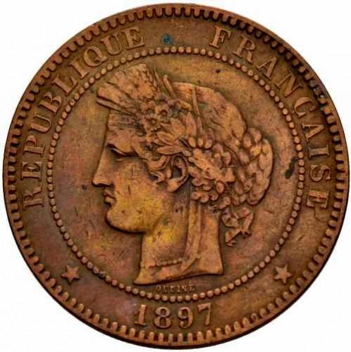 0efd0b630c97 10 centimes 1870-1898