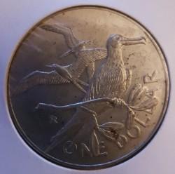 Moneta > 1dollaro, 1974-1983 - Isole Vergini Britanniche  - reverse