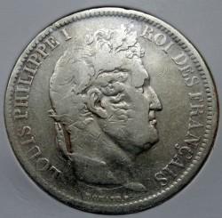 Moneta > 5franchi, 1831 - Francia  (Nuovo tipo: con corona) - obverse