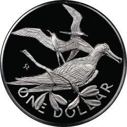 Moneda > 1dólar, 1974-1983 - Islas Vírgenes Británicas  - reverse