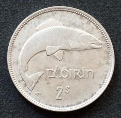Pièce > 2shillings(florin), 1939-1942 - Irlande  - reverse