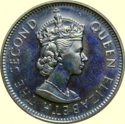 Монета > 2шиллинга, 1959 - Нигерия  - obverse