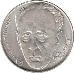 Moneta > 100corone, 1990 - Cecoslovacchia  (100° anniversario - Nascita di Bohuslav Martinů) - reverse