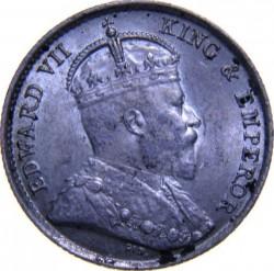 Mynt > 5cents, 1903-1905 - Hong Kong  - obverse
