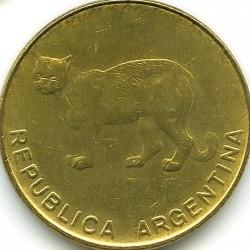 Moneta > 5centavos, 1985-1988 - Argentina  - obverse
