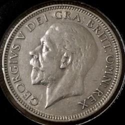 Νόμισμα > 1Σελίνι, 1927 - Ηνωμένο Βασίλειο  (Old reverse: 19 CROWN 27) - obverse