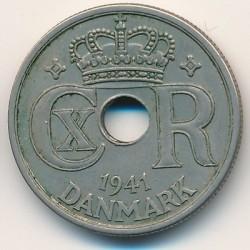 Moneda > 25ore, 1941 - Islas Feroe  - obverse