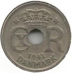 מטבע > 10אירה, 1941 - איי פארו  - obverse