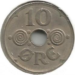 מטבע > 10אירה, 1941 - איי פארו  - reverse