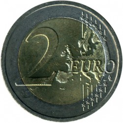 Moneta > 2euro, 2012 - Irlanda  (10 Anni dell'Euro) - obverse