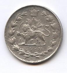 Монета > 2000динаров, 1912-1913 - Иран  - obverse