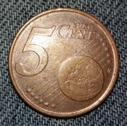 5 Eurocent 2003 Belgien Münzen Wert Ucoinnet