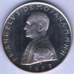 Münze > 9Tari, 1973 - Souveräner Malteserorden  - obverse