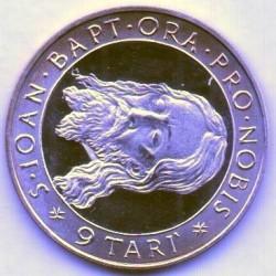 Münze > 9Tari, 1973 - Souveräner Malteserorden  - reverse