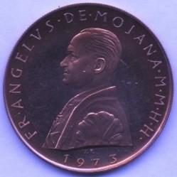 Монета > 10грани, 1972-1973 - Малтийски орден  - reverse