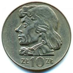 Монета > 10злотих, 1969-1973 - Польща  (Тадеуш Костюшко) - reverse