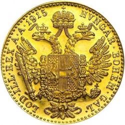 Moneta > 1ducato, 1872-1915 - Austria  - reverse