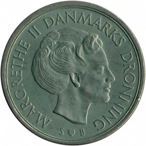 5 Kronen 1973 1988 Dänemark Münzen Wert Ucoinnet