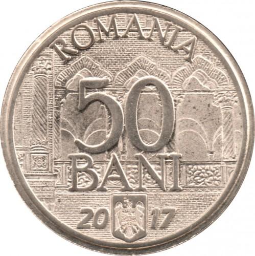 50 Bani 2017 Accession To The Eu Rumänien Münzen Wert Ucoinnet