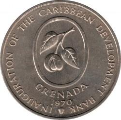 Moneta > 4dollari, 1970 - Grenada  (FAO) - obverse