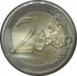 Coin > 2euro, 2011 - Malta  (Malta's Constitution - First Election of Representatives in 1849) - reverse