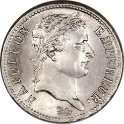 Moneta > 1franco, 1809-1814 - Francia  - obverse