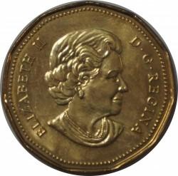 Moneta > 1dollaro, 2004 - Canada  (XXVIII Giochi olimpici estivi, Atene 2004) - obverse