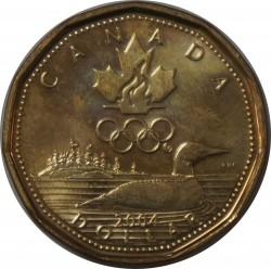 Moneta > 1dollaro, 2004 - Canada  (XXVIII Giochi olimpici estivi, Atene 2004) - reverse