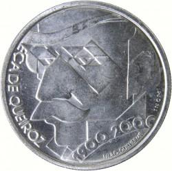 Moneta > 500escudo, 2000 - Portugalia  (100 rocznica śmierci Eca de Queiroz) - reverse