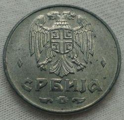 Pièce > 1dinar, 1942 - Serbie  - obverse