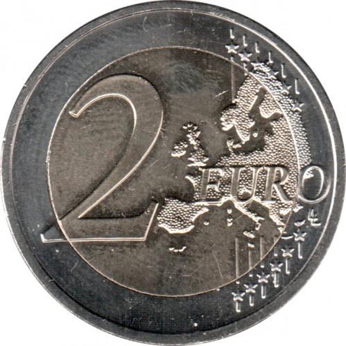 2 Euro 2017 Latgale Lettland Münzen Wert Ucoinnet
