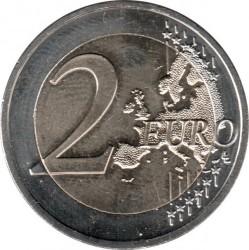 Moneta > 2euro, 2017 - Łotwa  (Historical Regions of Latvia - Latgale) - reverse
