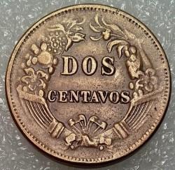Pièce > 2centavos, 1876-1879 - Pérou  - reverse