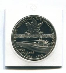 Münze > 5Dollar, 1995 - Marshall Inseln   (Pacific War) - reverse