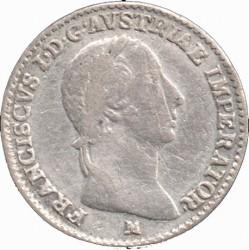 Монета > ¼ліри, 1822-1824 - Ломбардо-Венеційське  - obverse