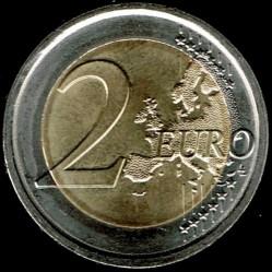 Moneda > 2euros, 2014 - Italia  - reverse