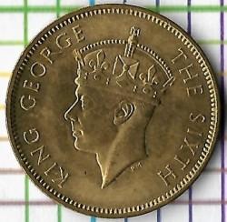 Moneta > 1fartingas, 1950-1952 - Jamaika  - obverse