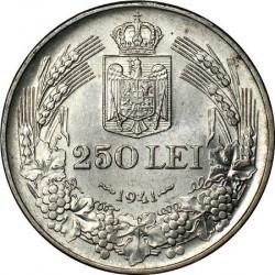 Moneta > 250lėjų, 1941 - Rumunija  - reverse