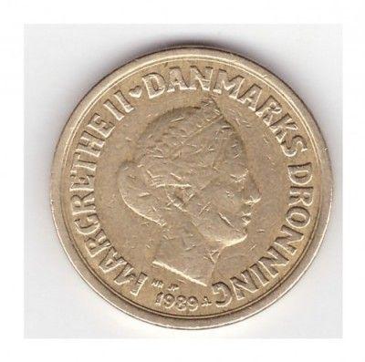 10 Kronen 1989 1993 Dänemark Münzen Wert Ucoinnet
