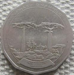 Кованица > 50ариариа, 1992 - Мадагаскар  - obverse
