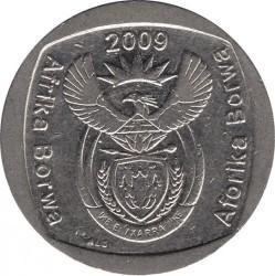 Монета > 2ранд, 2009 - Південно-Африканська Республіка  - obverse
