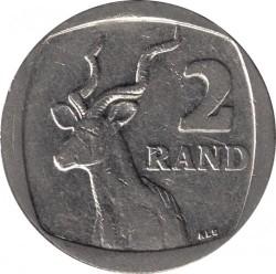 Монета > 2ранд, 2009 - Південно-Африканська Республіка  - reverse