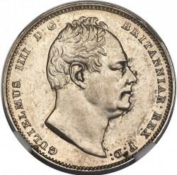 Кованица > ½guilder, 1836 - Британска Гвајана  - obverse