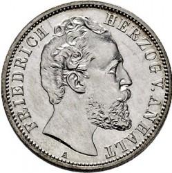 Moneta > 2marchi, 1876 - Impero Tedesco  - obverse
