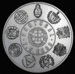 Монета > 7½євро, 2017 - Португалія  (Іберо-Америка - Мадейра) - obverse